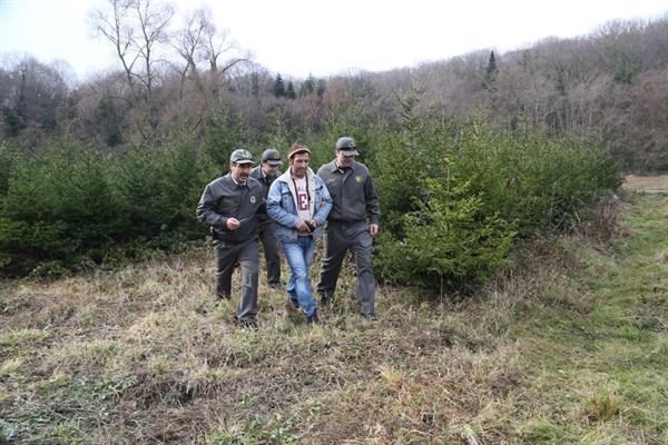 Ormanlarda Kontroller Yılbaşında Arttırıldı