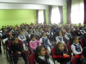 """Feridun Tümer İlköğretim Okulunda """"Tohumdan Fidana"""""""