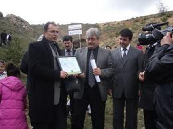 Sivas'ta İlkbahar Çalışmaları Başladı