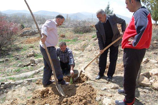 Ardıçtepe'ye Yakışan Çalışma