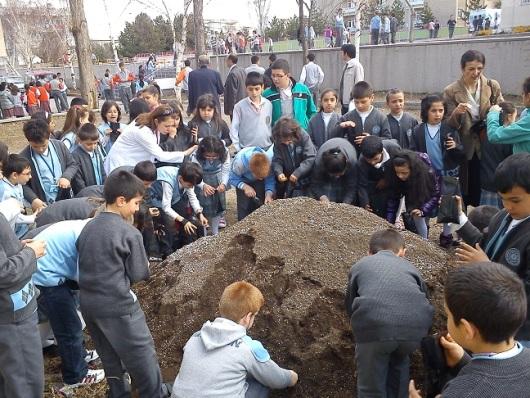 Tohumdan Fidana Projesi Erzurum'da