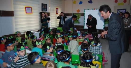 Şair Nabi İlk ve Ortaokulunda Tohumdan Fidana Projesi Yeni Dönemine Başladı