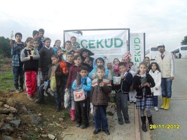 Yeşeren Tohumlar İstanbul'da Toprakla Buluştu