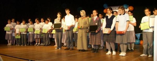 Sakarya'lı Çevreciler Ödüllerini Aldı