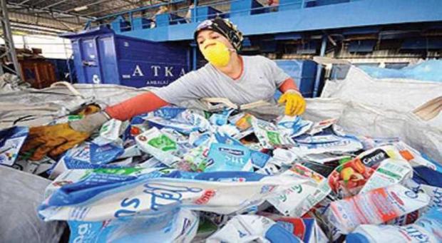 Ekonomiye Çöpten 1.3  Milyar Lira Geldi