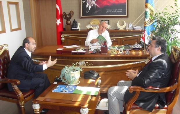 İstanbul Orman Bölge Müdürüne Ziyaret
