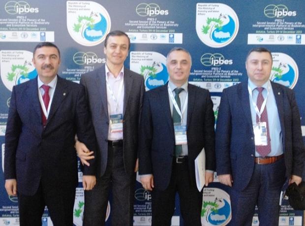 94 Ülke Biyolojik Çeşitliliğin Korunmasını Antalya'da Tartışıyor