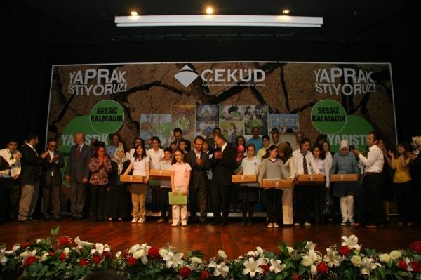 Çevre Yarışması Anadolu'da