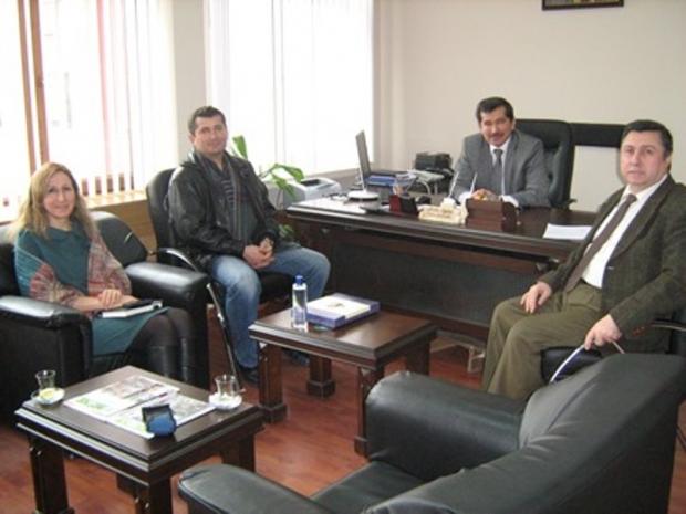 İstanbul Orman Bölge Müdürlüğü'ne Ziyaret