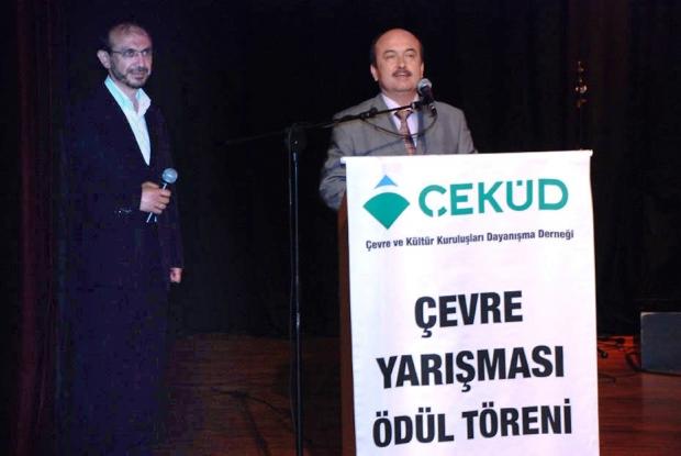 Çevreci Öğrenciler Ödüllerine Kavuştu