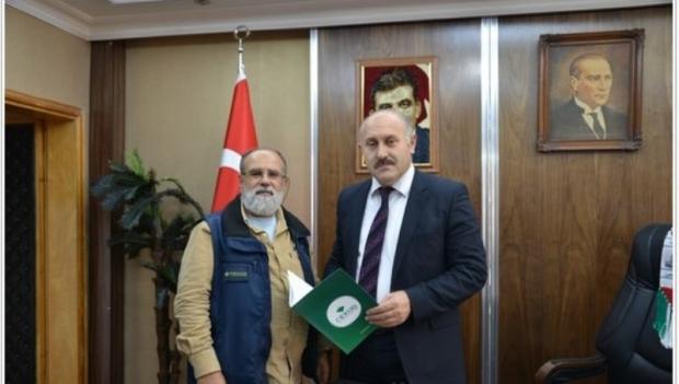 Bayburt Belediye Başkanı Ziyaret Edildi