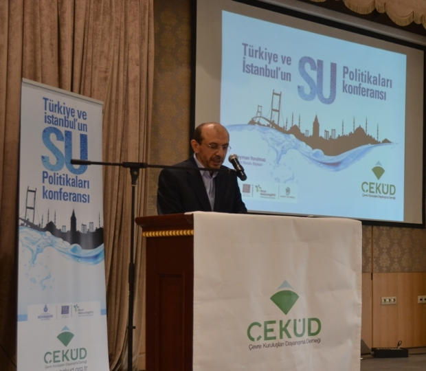 ÇEKÜD'ten Su Konferansı