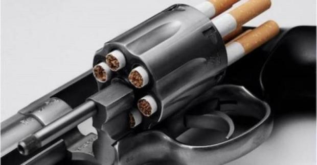 Sigara Trafik Kazalarından 20 Kat Daha Fazla Öldürüyor