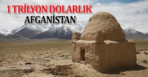 'Afganistan'ın 1 Trilyon Dolardan Fazla Doğal Kaynak Potansiyeli Var'