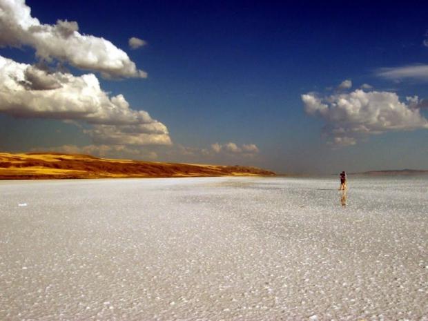 Tuz Gölü Yok olma Riskiyle Karşı Karşıya