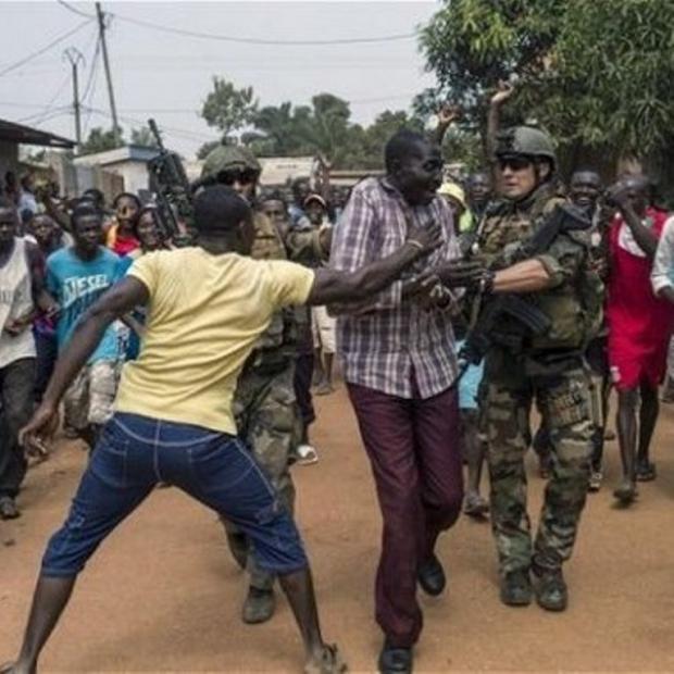 Müslümanlar Orta Afrika'dan Zorla Çıkartılıyor