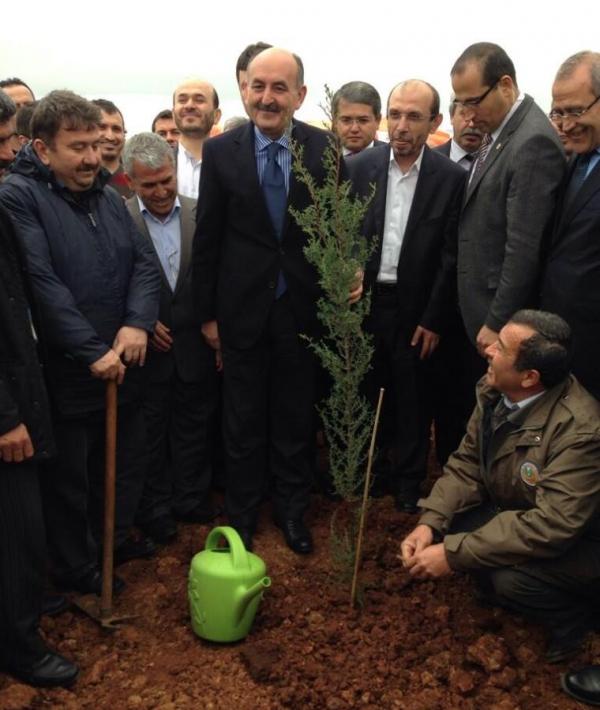 Antalya'da Sağlıklı Çevre İçin Buluştular