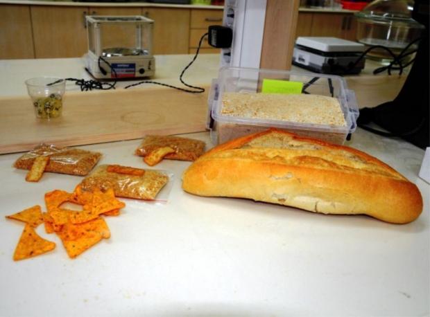 Satılamayan Ekmekten Cips Üretilecek