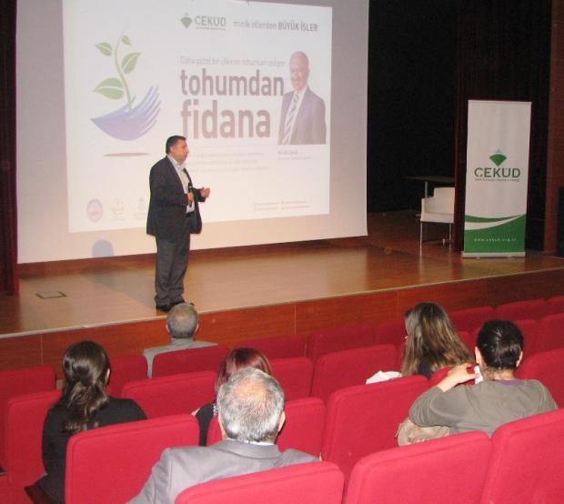 Başakşehir Koordinatör Öğretmenlere 'Tohumdan Fidana Projesi' Anlatıldı