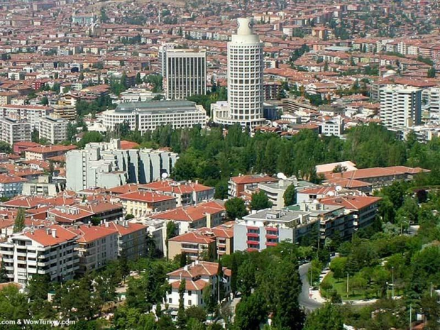 Ankara Fidan Dikim Şenliği'ne Davet