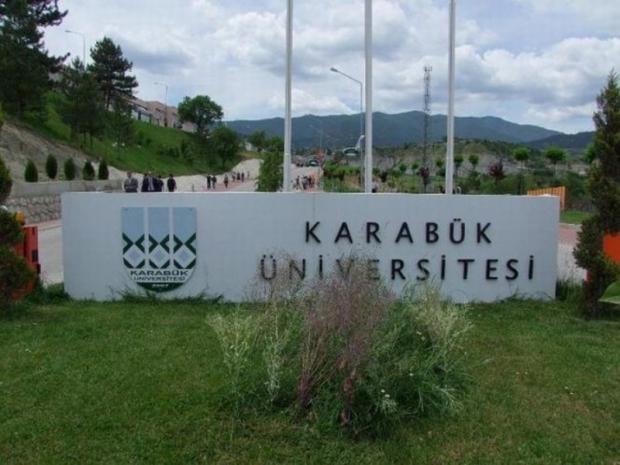 Karabük Üniversitesi'ne Dünya Çevre Ödülü