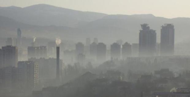 Hava Kirliliğine Online Takip