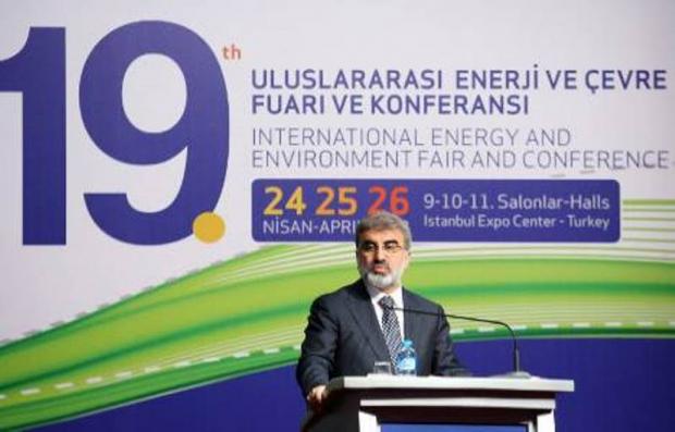 """""""20. Uluslararası Enerji ve Çevre Fuarı ve Konferansı"""""""