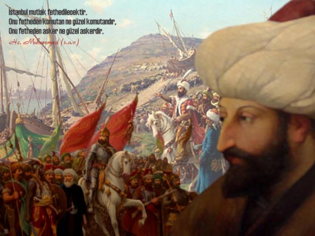 İstanbul'un Fethinin 561′inci Yıl Dönümü