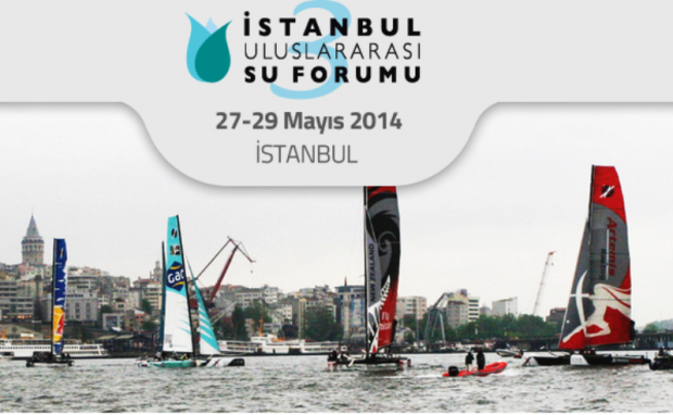 3. İstanbul Uluslararası Su Formu 27 Mayıs'ta