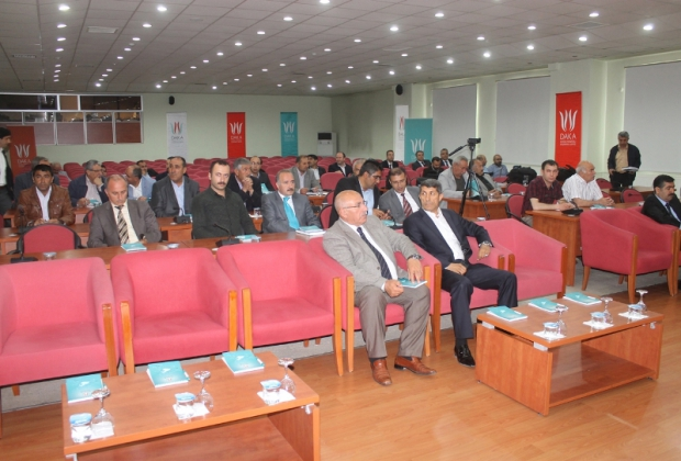 Van'da Yenilenebilir Enerji Ve Enerji Verimliği Toplantısı