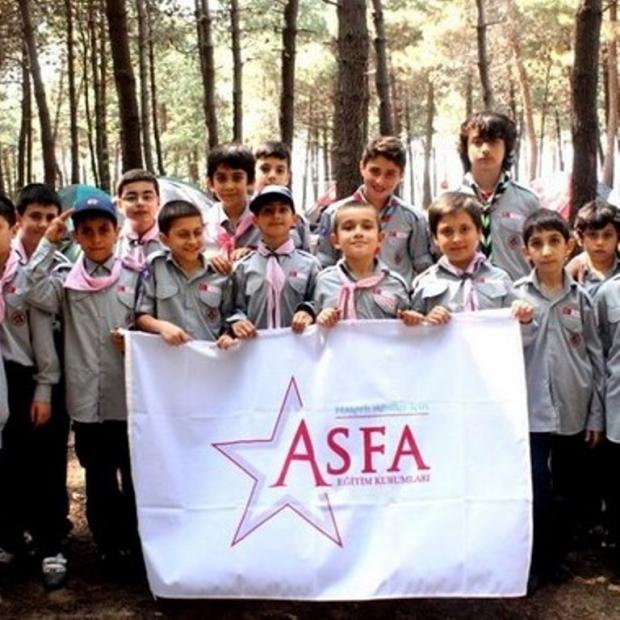 Asfa'lı İzciler Şile Kampını Büyük Bir Coşkuyla Tamamladı!