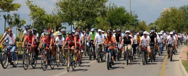 7′den 77′ye Bisiklet Turu