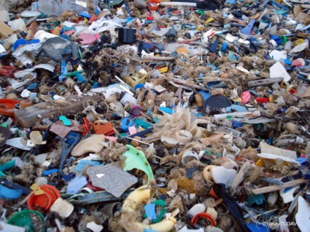 Plastik Çöp Olmayacak