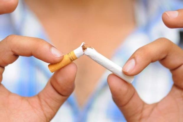 1.2 Milyon Kişi Sigarayı Bıraktı
