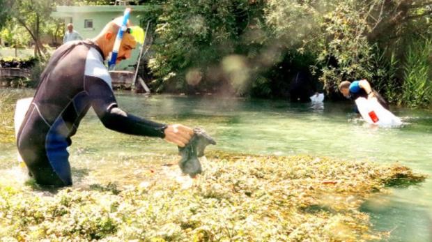 Sakarya Nehri'nde Piknikçi Tehlikesi