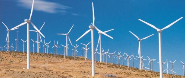 Enerjide Rüzgar Hızlı Esti