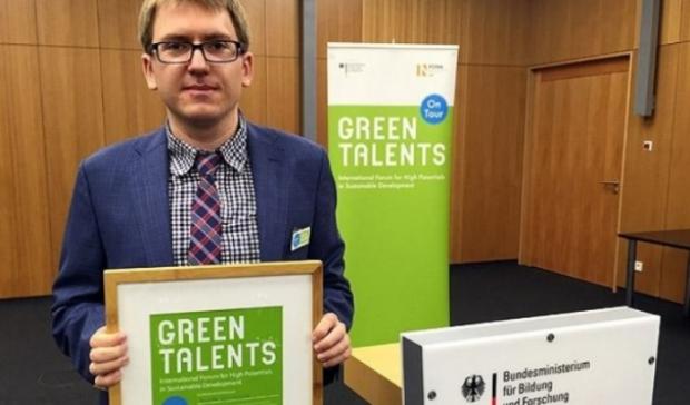 Çevre Dostu Teknolojide Türk Gencin Başarısı