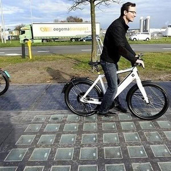 Bisiklet Yoluyla Elektrik Enerjisi