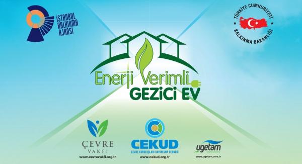 Enerji Verimli Gezici Ev Projesi Başlıyor