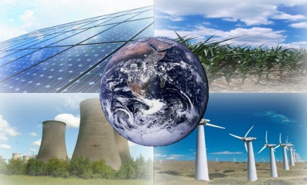 """""""Enerji Sıkıntısına Tek Çözüm Alternatif Kaynaklar"""""""