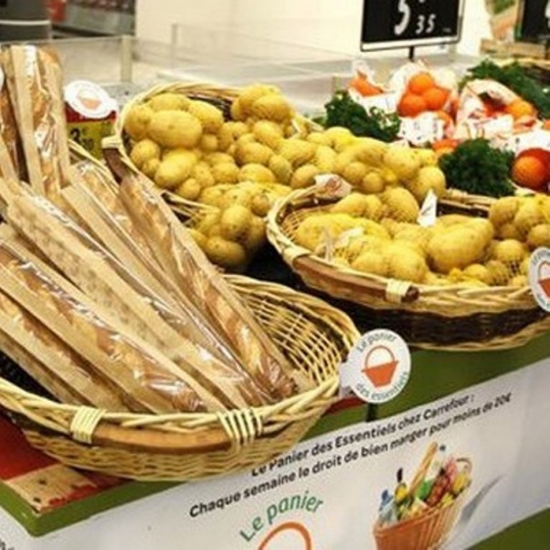 Fransa'da Gıdaları Çöpe Atma Yasağı