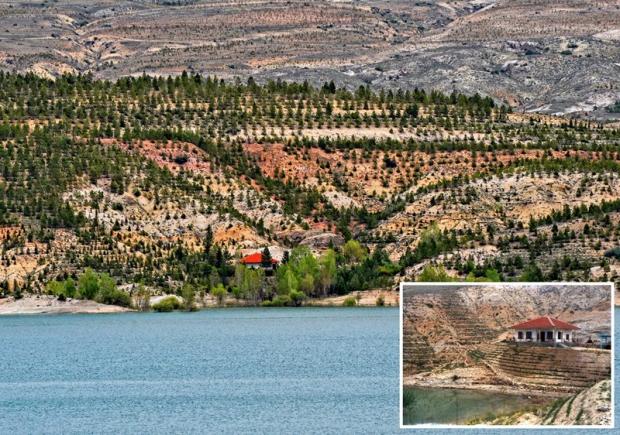 Orman ve Su İşleri Bakanlığı'ndan Hayatın Kaynaklarına Yeşil Makyaj…