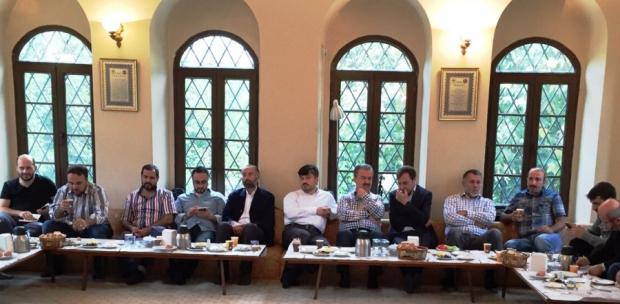 ÇEKUD İstanbul İlçe Gönüllüleri İstişare Toplantısı Yapıldı