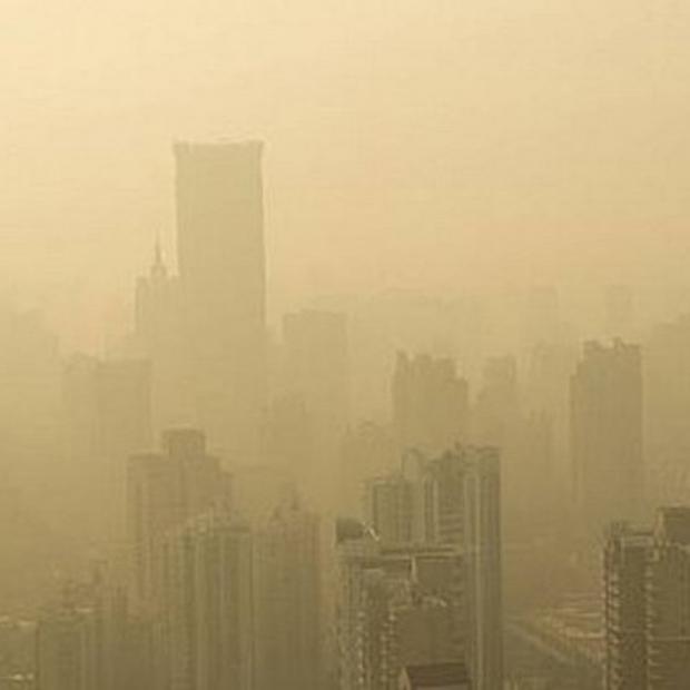 İklim Zirvesi Öncesinde Çin'de Sarı Alarm