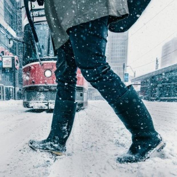 Karlı Havalarda Ayakkabı ve Yürüyüş Şekline Dikkat