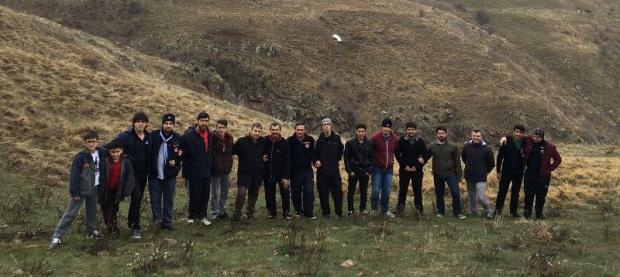 ÇEKUD Kayseri'de Etkinlikler Serisine Devam Etti