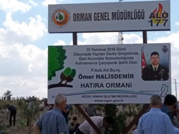 """Prof. Dr. Veysel Eroğlu """"Bu Vatan, Kahraman Askerimize Her Zaman Minnettar Olacak""""…"""
