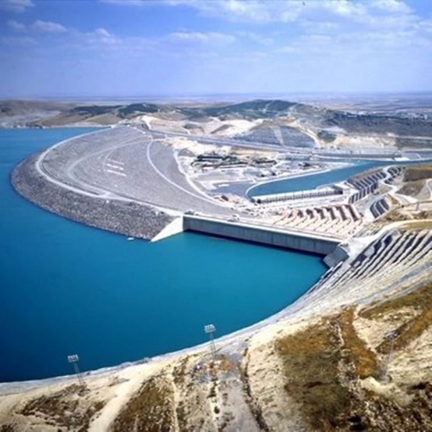 Bin 71 Baraj ve Gölet 2019'da Açılacak