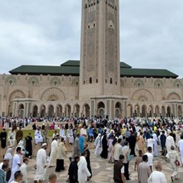 Fas'ta 600 Cami 'Yeşil Enerji' ile Buluşacak