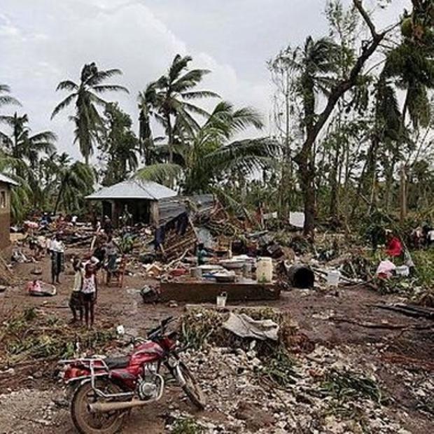 Haiti'yi Kasırga Vurdu Yüzlerce Ölü Var